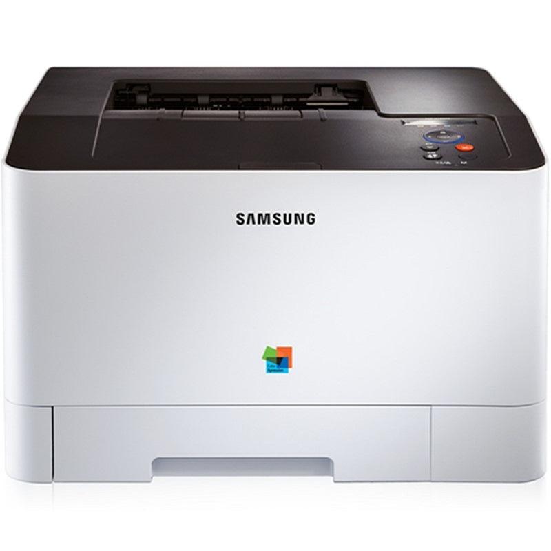 三星(SAMSUNG)CLP-415N A4彩色激光打印机