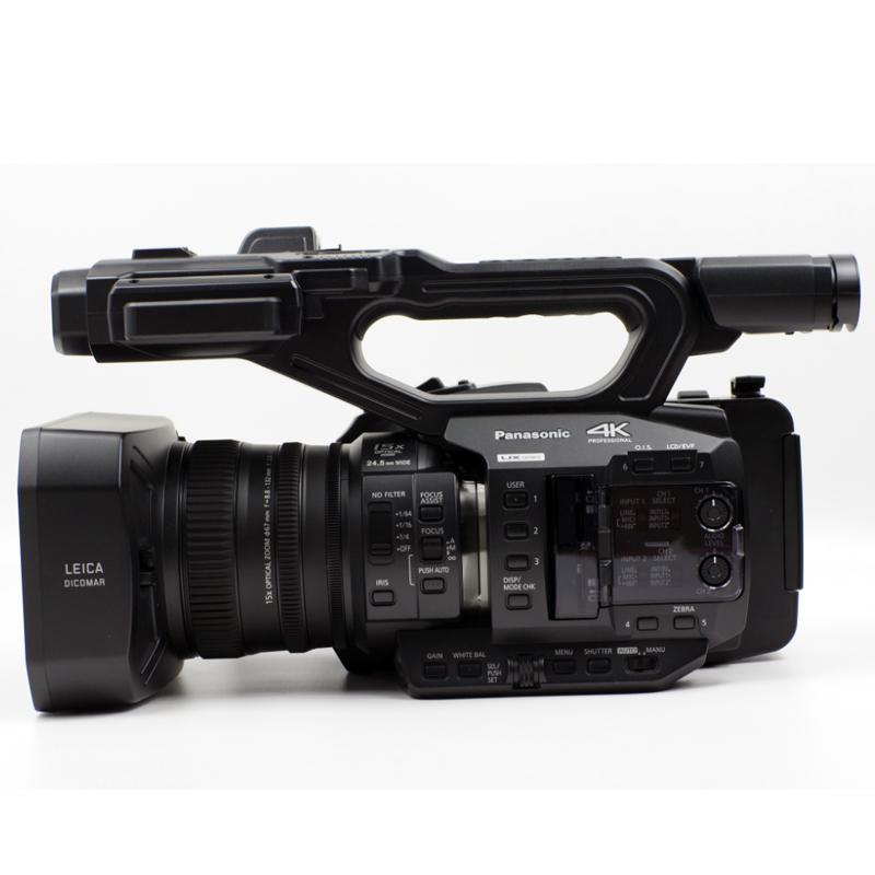 松下(Panasonic) AG-UX90MC 4K高清数码摄像机/手持高清DV 官方标配
