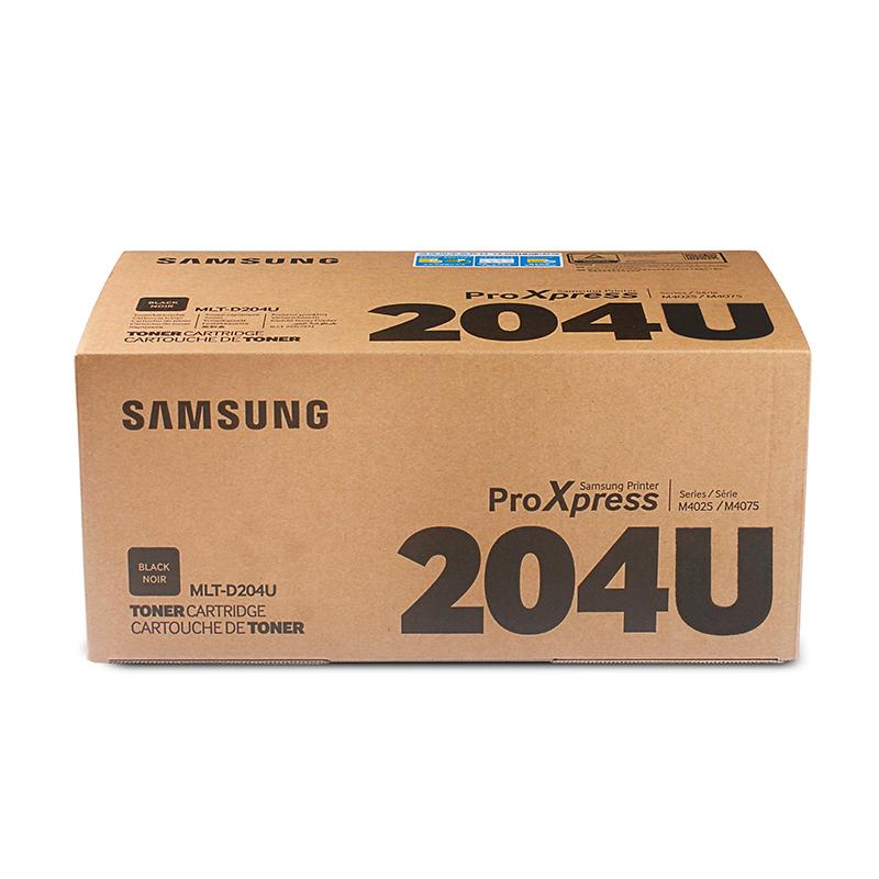三星(SAMSUNG)MLT-D204U 黑色碳粉墨粉盒(适用于:M3325/3375/3825/3875/4025打印机)