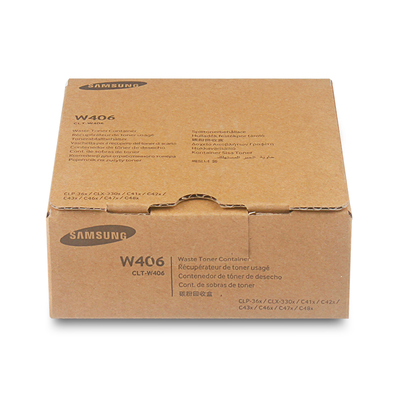 三星(SAMSUNG)CLT-W406 废粉仓(适用于:C410w 460fw 366w 3306)