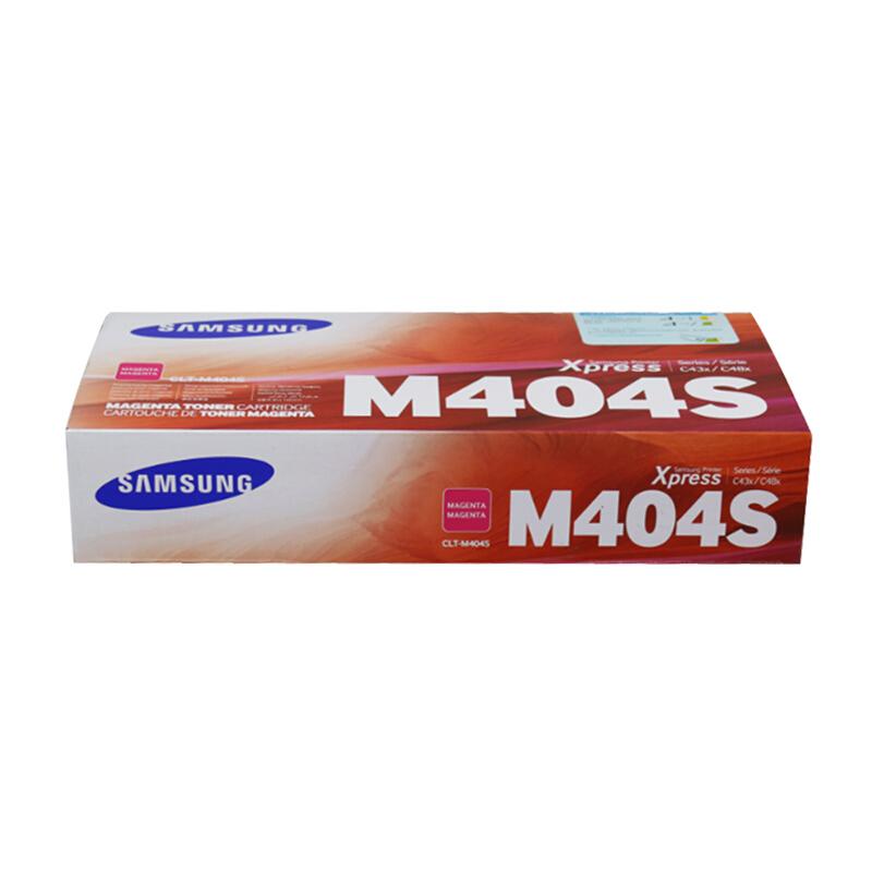 三星(SAMSUNG)CLT-M404S红粉(适用于:C430/C430W/C480W/C480FW)