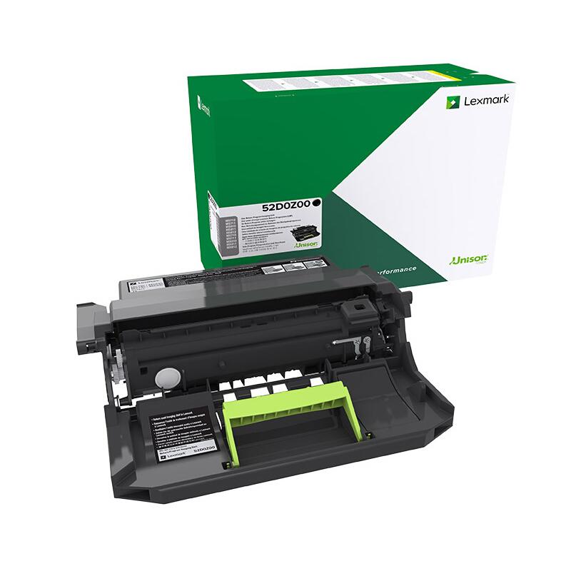 利盟(Lexmark)52D0Z00 感光鼓激光打印一体机a4复印机硒鼓(适用于:MS/X711/811)