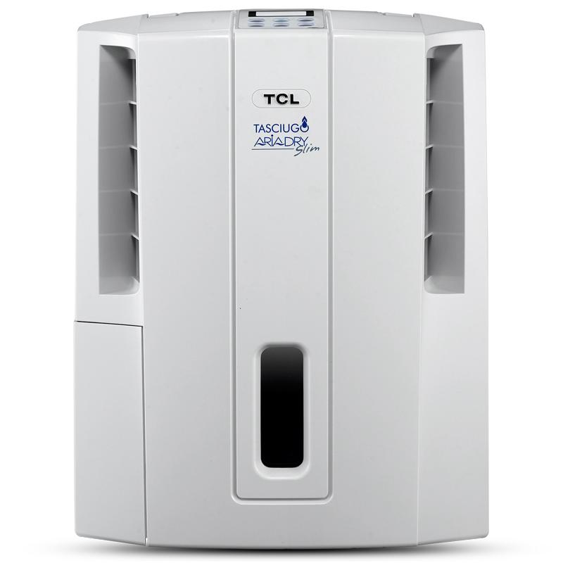 TCL DES12E 12升除湿机 家用/全面除湿/净化/干衣/除湿器/抽湿器