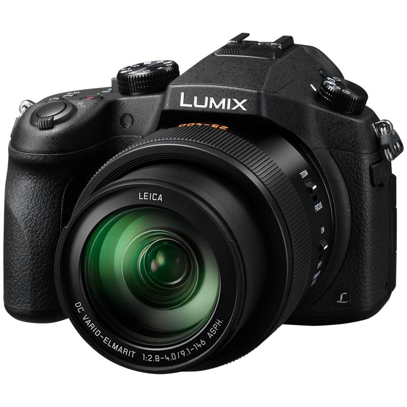 松下(Panasonic)DMC-FZ1000GK 数码便携照相机