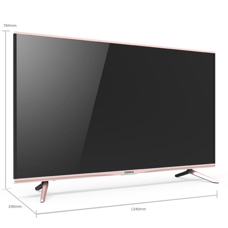康佳(KONKA)LED55G9200U 8核全新四边拼接工艺 高清节能电视