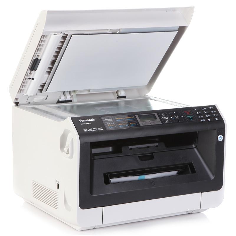 松下(Panasonic)KX-MB2133CNB 黑白激光网络多功能一体机(传真、复印、扫描、打印)