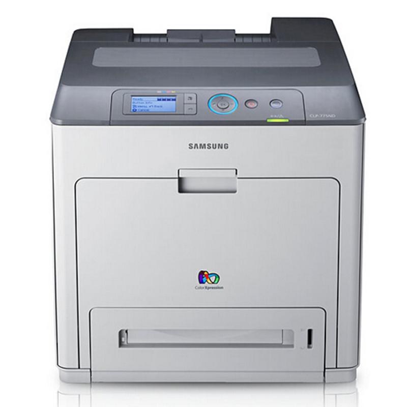 三星(SAMSUNG)CLP-775ND A4彩色激光打印机