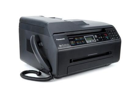 松下(Panasonic)KX-MB1665CNB 多功能一体机(传真、打印、复印、扫描)黑色