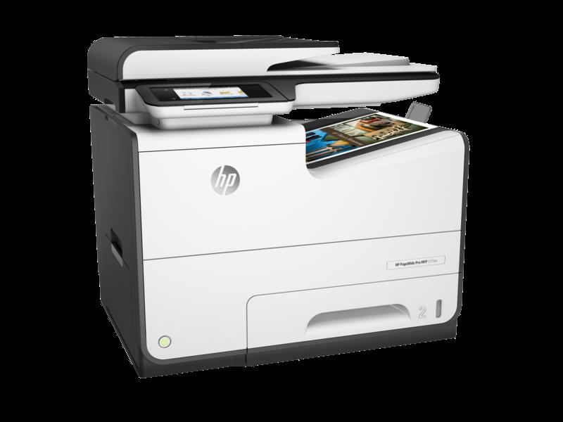 惠普HP PAGEWIDE PRO 577DW 多功能一体机 & 保内延保3年上门服务