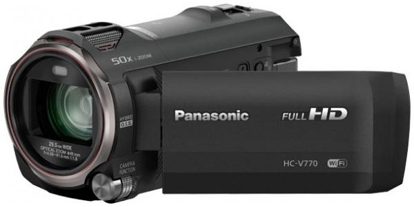 松下(Panasonic)HC-V770 通用摄像机