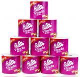 维达(Vinda)卷筒纸卫生纸有芯卷纸生活用纸(紫色装)180g x10卷/