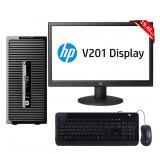 惠普(HP)ProDesk 680 G1商用台式机电脑i7-4790/4G/1T/1G独显主机+ 19.45英寸显示屏